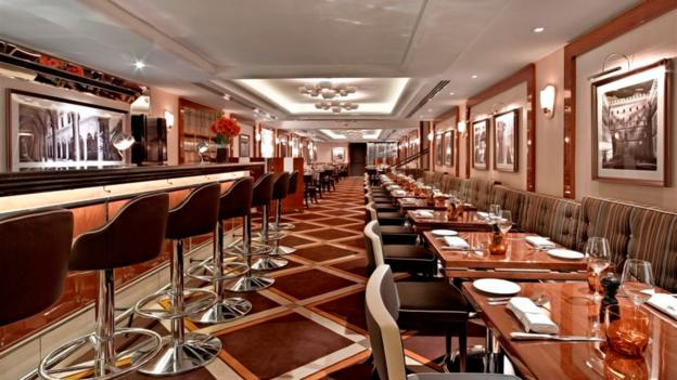 Sirio, on the Upper East Side