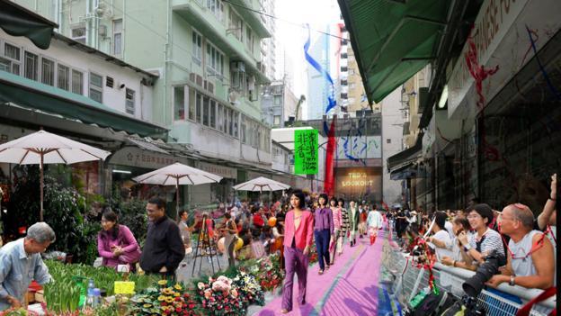 Very Street carnival (Credit: Courtesy of VHK)