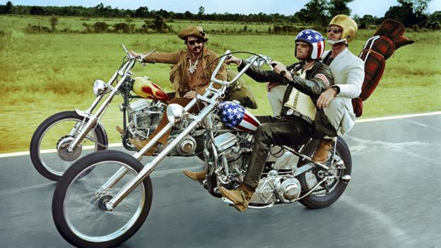 Born to be wild (Credit: AF Archive/Alamy)