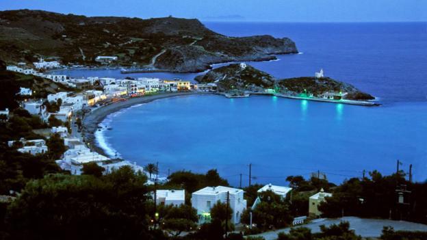 The town of Kapsali (Credit: George Messaritakis)