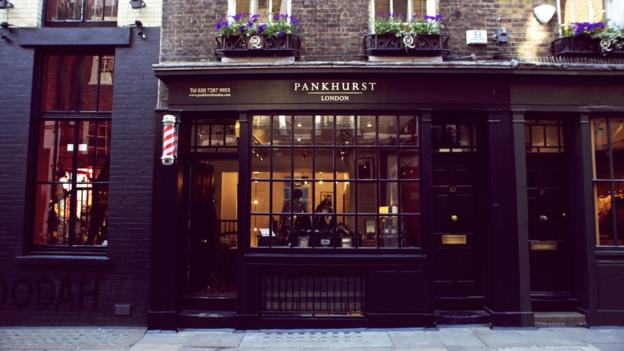 Pankhurst by Bentley (Credit: Bentley Motors)
