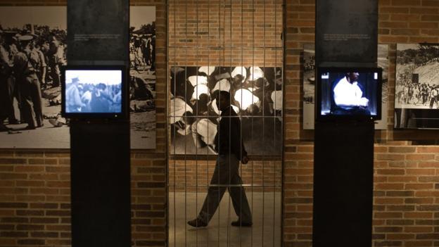 The Apartheid Museum (Credit: Gianluigi Guercia/AFP/Getty)