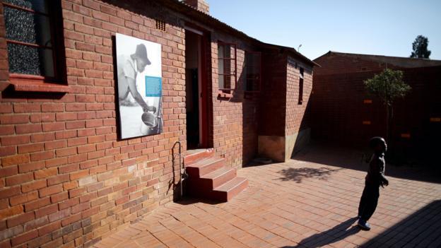 The Mandela House Museum (Credit: Christopher Furlong/Getty)