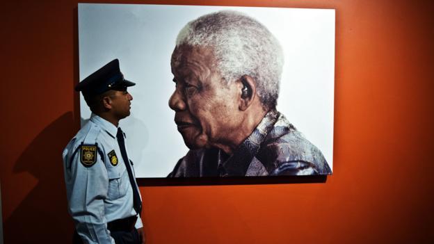 The Nelson Mandela Centre of Memory (Credit: Gianluigi Guercia/AFP/Getty)
