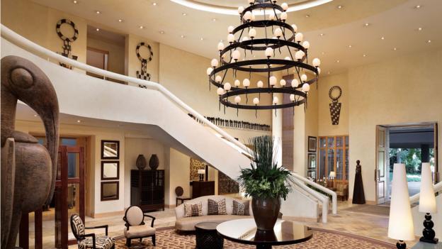 The Saxon Hotel, Villas and Spa (Credit: The Saxon Hotel)