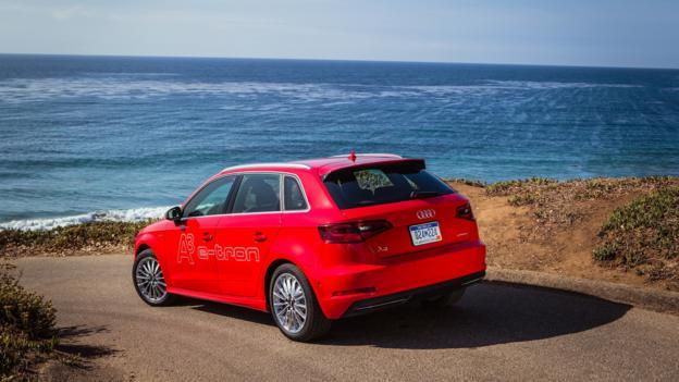 2015 Audi A3 e-tron (Credit: Audi of America)