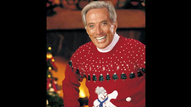 Christmas crooner (Credit: PR)