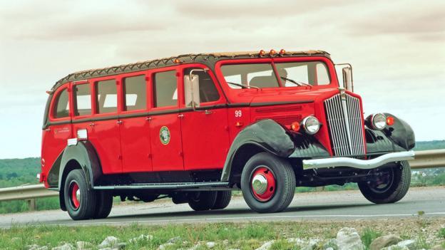 Red brigade (Credit: Ford Motor)