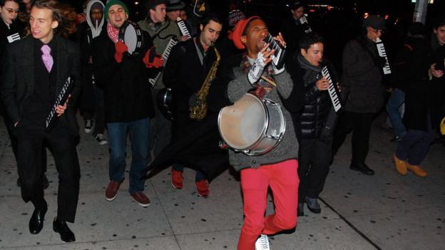 Love Riot Melodica Parade 2012 (Credit: Jamie Emmerman)
