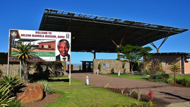 Nelson Mandela Museum in Qunu, Eastern Cape (Credit: Carl De Souza/AFP/Getty Images)