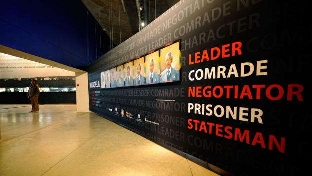 Apartheid Museum, Johannesburg (Credit: Getty Images)