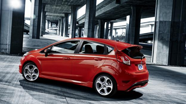 Ford Fiesta ST (Credit: Ford Motor)