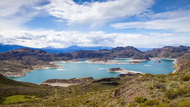 The ice-blue lakes of the Carretera Austral (Credit: Lucas Brentano/Getty)