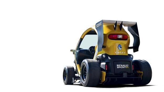 Wattage wasp (Credit: Renault)