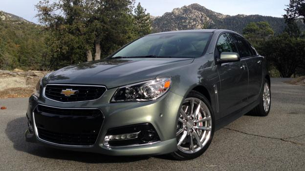 BBC - Autos - Chevrolet SS: The bruiser from the land of Oz