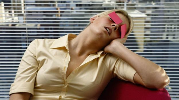 Snoozing at work is positively encouraged at some firms (Thinkstock)