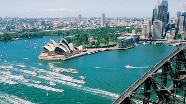 Sydney Harbour (Credit: First Light Photography)