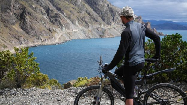The cycle tour of a lifetime (Credit: Gabi Mocatta)