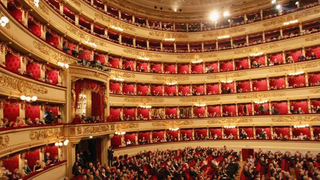 Teatro alla Scala (Credit: Vittorio Zunino Celotto/Getty)