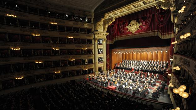 Teatro alla Scala (Credit: Getty)