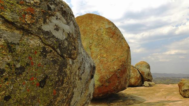 Rock formations (Credit: Gosiqa/Thinkstock)
