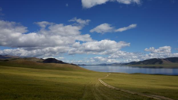 The land of the blue sky (Credit: Tatyana Leonov)