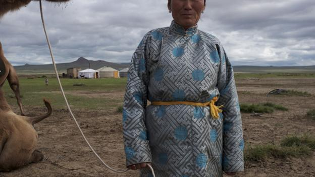 Traditional dress (Credit: Tatyana Leonov)