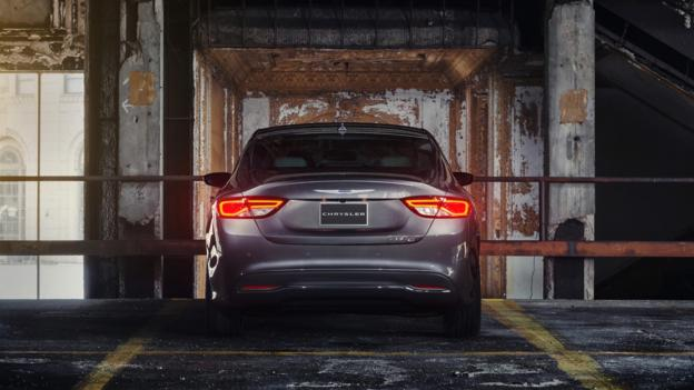 2015 Chrysler 200 (Credit: Chrysler)