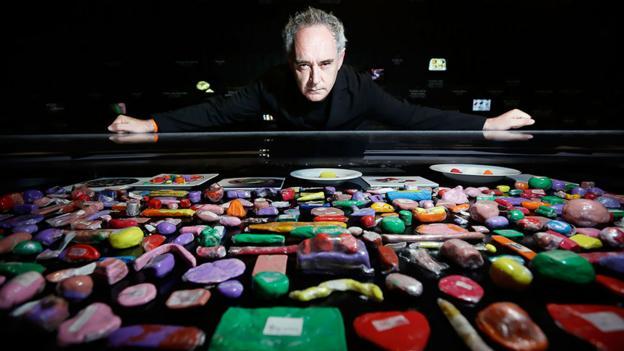 Ferran Adria (Credit: Matthew Lloyd/Getty Images)