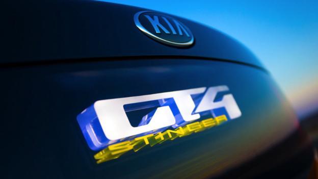Kia GT4 Stinger concept (Credit: Kia Motors America)