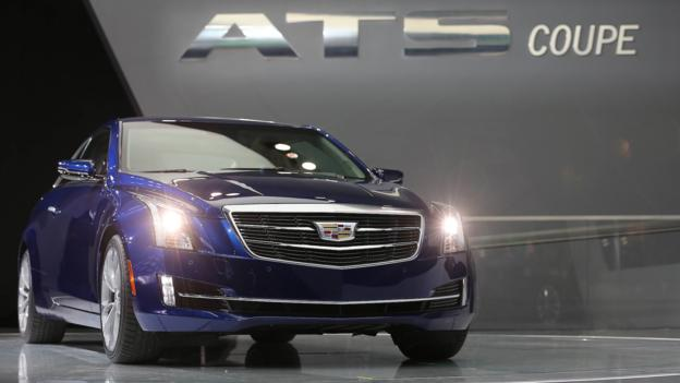 2015 Cadillac ATS coupe (Credit: Steve Russell/Toronto Star via Getty Images)
