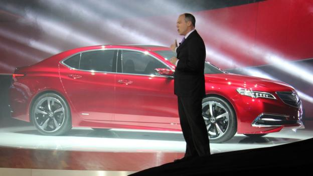 Acura TLX Prototype (Credit: Jeffrey Jablansky)