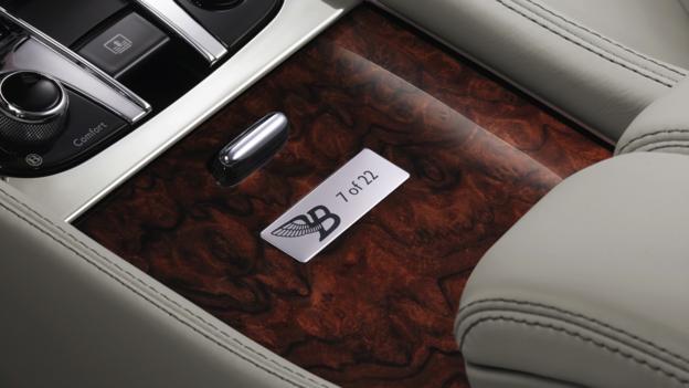 Bentley Birkin Limited Edition Mulsanne (Credit: Bentley Motors)