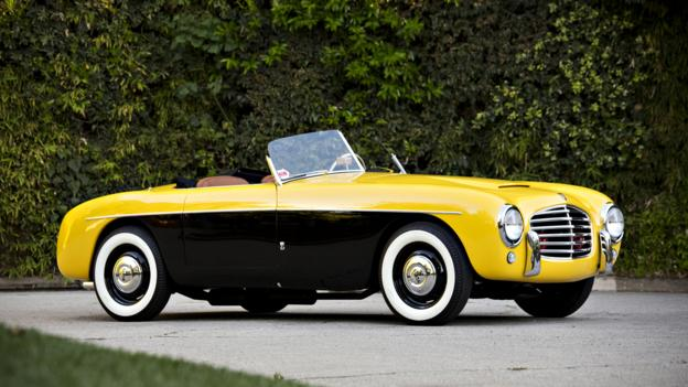 1951 Siata Daina 1400 Gran Sport (Credit: Courtesy of Gooding & Company)