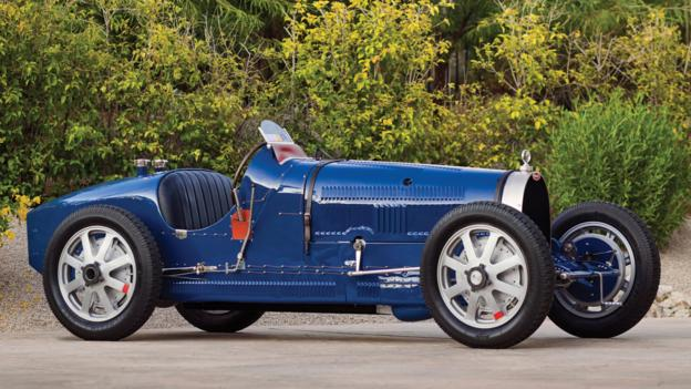 1930 Bugatti Type 35B Grand Prix (Credit: Patrick Ernzen/RM Auctions)