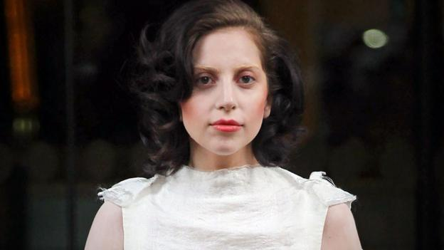 BBC - Culture - Lady Gaga: 'Life is art all the time'