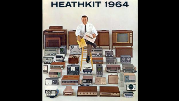 Heathkits (Credit: Prestingers.net)