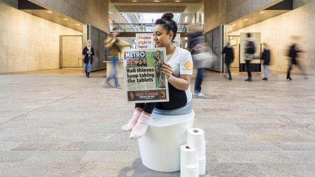 World Toilet Day (Credit: Miles Willis/Getty)