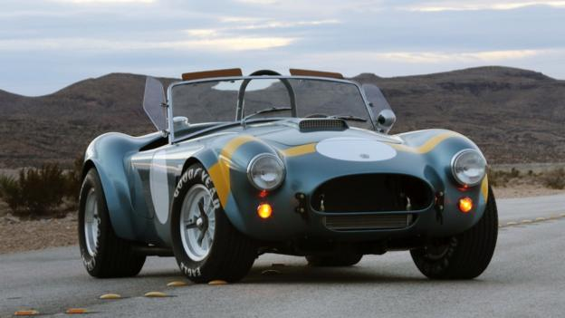 50th Anniversary Shelby Cobra 289 FIA (Credit: Shelby American)