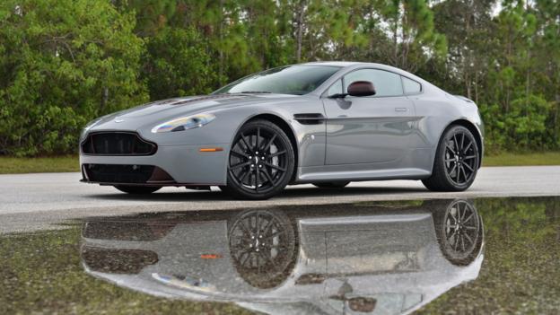 Aston Martin V12 Vantage S (Credit: Aston Martin)