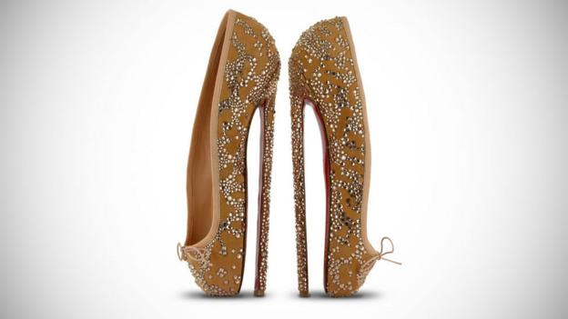 Wild at heart (Credit: Courtesy Christian Louboutin)