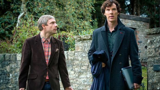 Holmes-ground advantage (Credit: BBC)