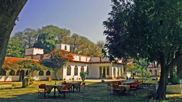 The Chambal Safari Lodge (Credit: Chambal Safari Lodge)