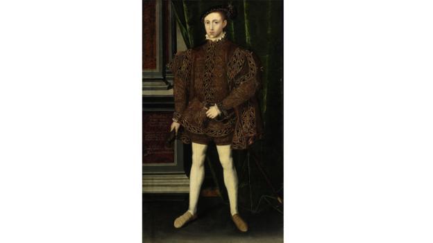 Portrait of Edward VI (Credit: Courtesy: Sotheby's)