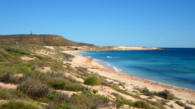 Western Australia's Cape Range National Park (Credit: Elen Thomas/Tourism Western Australia)