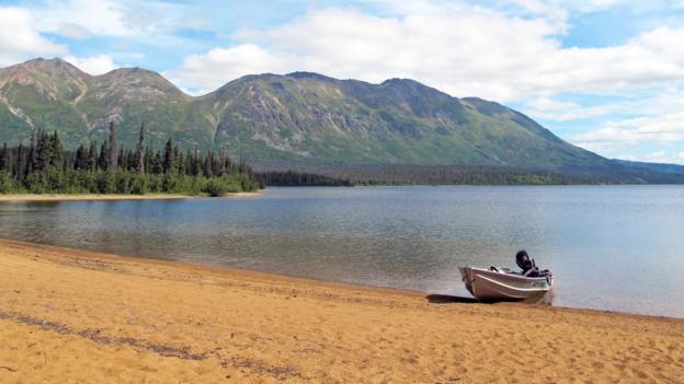 The magnificence of Mush Lake (Credit: Tim Johnson)