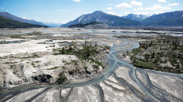 Gold rush glaciers (Credit: Parks Canada/Fritz Mueller)