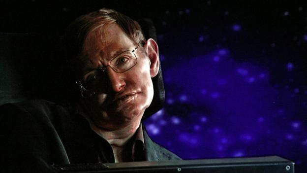 Stephen Hawking's new black hole theory (Getty Images)