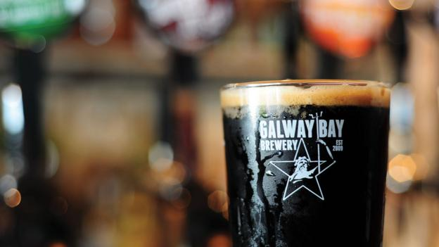 A stout from Galway Bay Brewery
