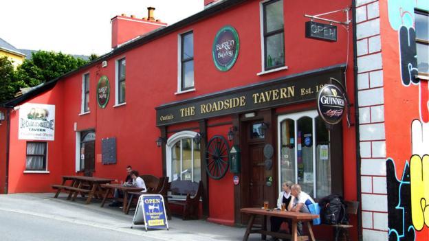 The Roadside Tavern in Lisdoonvarna